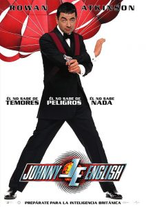 Póster de la película Johnny English