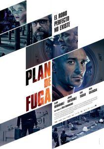 Póster de la película Plan de fuga