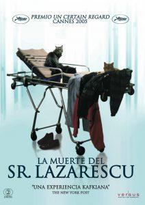 Póster de la película La muerte del Sr. Lazarescu