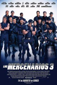 Póster de la película Los mercenarios 3