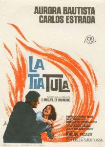Póster de la película La tía Tula
