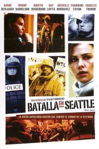 Póster de la película Batalla en Seattle