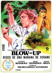 Póster de la película Blow-Up (Deseo de una mañana de verano)