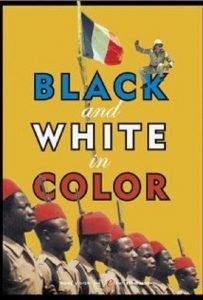 Póster de la película La victoria en Chantant (Negros y blancos en color)