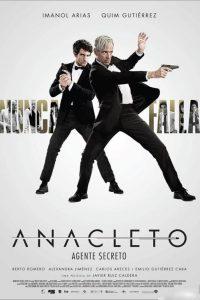 Póster de la película Anacleto: Agente secreto
