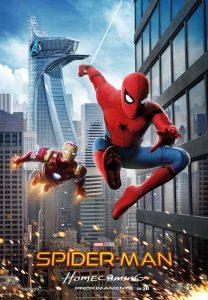 Póster de la película Spider-Man: Homecoming