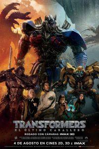 Póster de la película Transformers: El último caballero