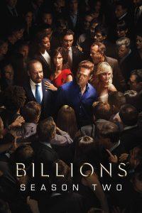 Póster de la serie Billions Temporada 2
