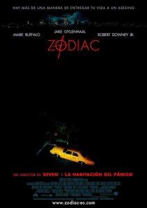 Póster de la película Zodiac