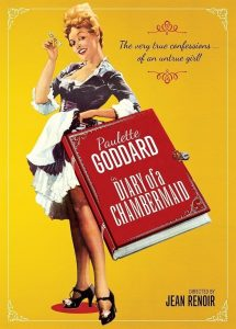 Póster de la película Diario de una camarera (1946)