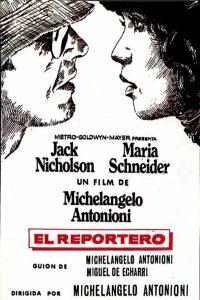 Póster de la película El reportero
