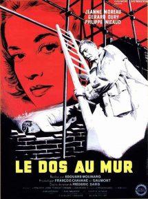 Póster de la película De espaldas a la pared