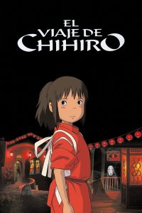 Póster de la película El viaje de Chihiro