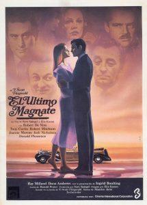Póster de la película El último magnate
