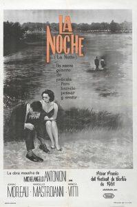 Póster de la película La Noche