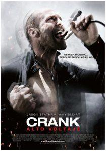 Póster de la película Crank: Alto voltaje