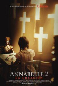 Póster de la película Annabelle: Creation