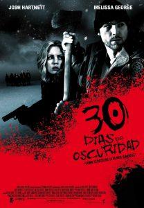 Póster de la película 30 días de oscuridad