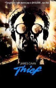 Póster de la película Ladrón