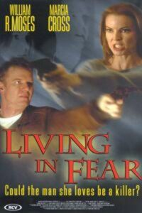 Póster de la película Vivir con miedo