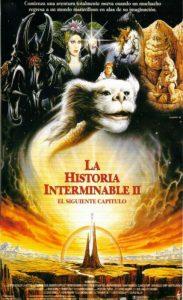 Póster de la película La historia interminable II: El siguiente capítulo