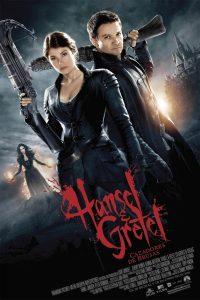 Póster de la película Hansel y Gretel: Cazadores de Brujas