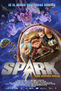 Póster de la película Spark, una aventura espacial