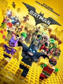 Póster de la película Batman: La LEGO película