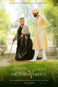 Póster de la película La reina Victoria y Abdul