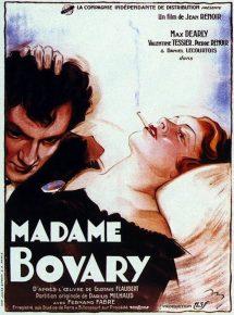 Póster de la película Madame Bovary (1934)