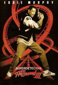 Póster de la película Superdetective en Hollywood III