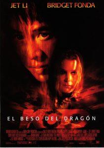 Póster de la película El beso del dragón