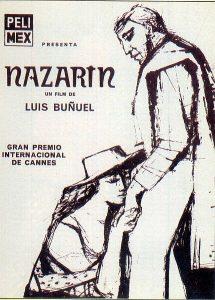 Póster de la película Nazarín