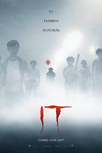 Póster de la película IT