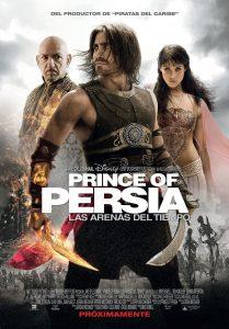 Póster de la película Prince Of Persia: Las Arenas Del Tiempo