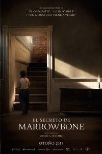 Póster de la película El secreto de Marrowbone