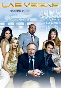 Póster de la serie Las Vegas Temporada 4