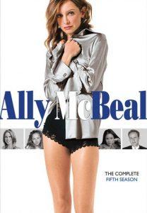 Póster de la serie Ally McBeal Temporada Final 5
