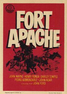 Póster de la película Fort Apache