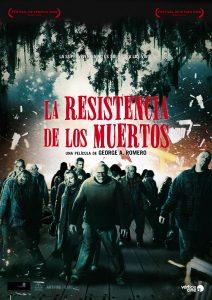 Póster de la película La resistencia de los muertos