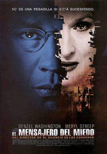 Póster de la película El mensajero del miedo (2004)