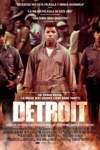 Póster de la película Detroit