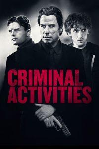 Póster de la película Actividades criminales