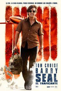 Póster de la película Barry Seal: El traficante