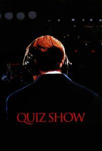 Póster de la película Quiz Show (El dilema)