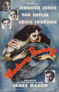 Póster de la película Madame Bovary (1949)