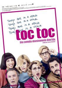 Póster de la película Toc Toc (2017)