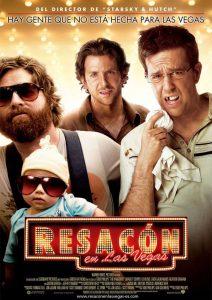 Póster de la película Resacón en Las Vegas