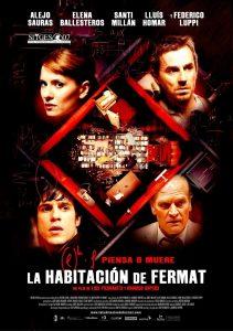 Póster de la película La habitación de Fermat