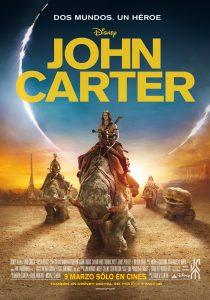 Póster de la película John Carter